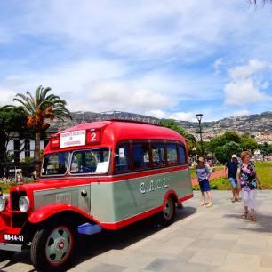 Funchal car show