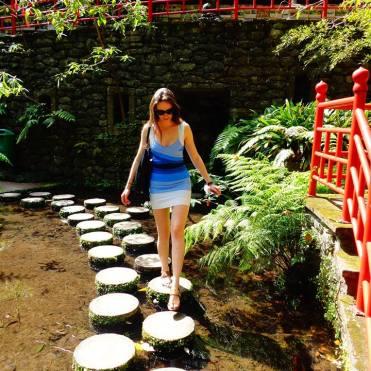 Monte gardens stepping stones