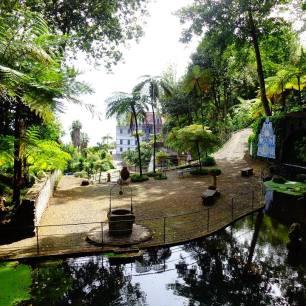 Monte gardens terraces